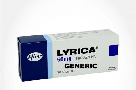 Generic Lyrica (tm)  50mg (30 Pills)