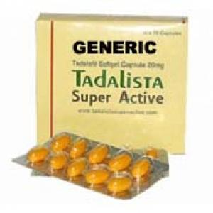 Super Active Cialis (tm)  20mg (10 Soft Gelatin Pills)