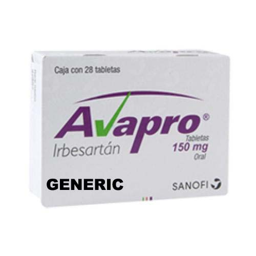 Generic Avapro (tm)  150mg (30 pills)