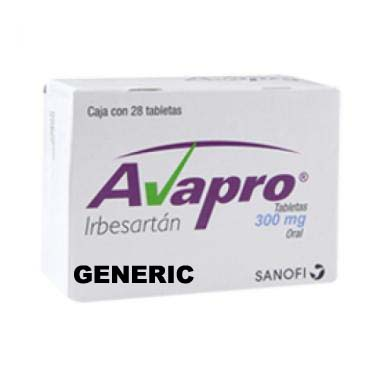 Generic Avapro (tm)  300mg (30 pills)