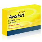 Generic Avodart (tm)  0.5 mg (30 pills)