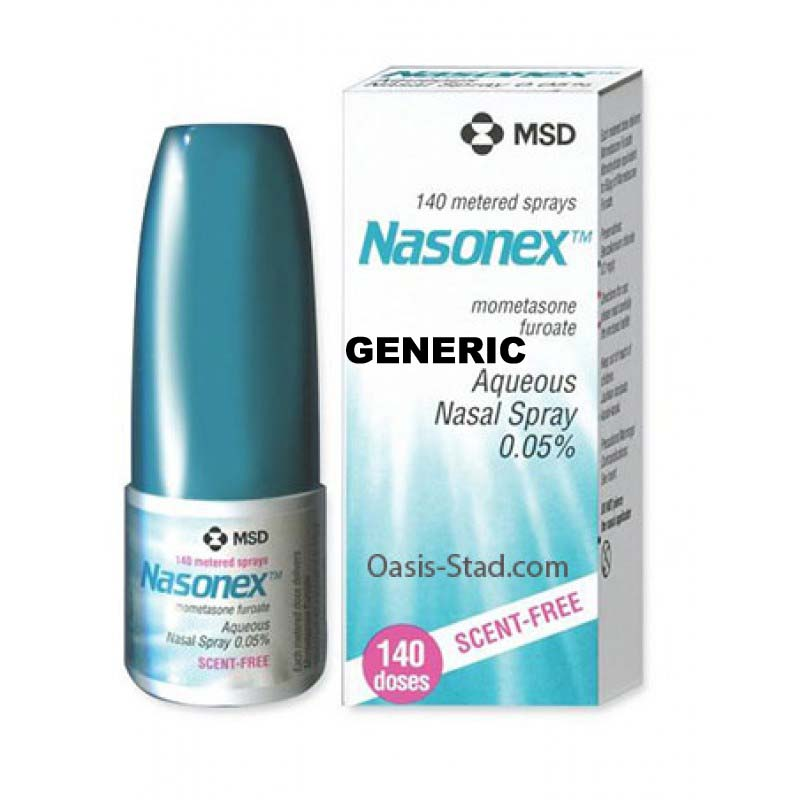 Nasonex (tm)  Nasal Spray 50Mcg (300 doses)