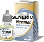 Generic Nevanac (tm) 0.1 % 5 ml (5 bottles)