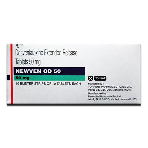 Generic Newven OD 50mg (90 Pills)