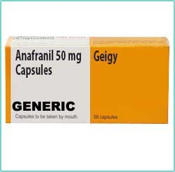 Generic Anafranil (tm)  50mg (30 pills)