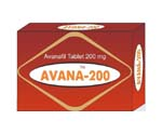 Generic Avanafil (Stendra) (tm) Trial Pack 200mg 12 Pills