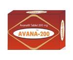 Generic Avanafil (Stendra) (tm)  200mg 90 Pills