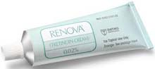 Generic Renova (tm)  0.1% Cream (4 tube)