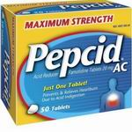 Generic Pepcid (tm)  40mg (100 pills)