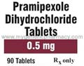 Generic Pramirol (tm)  0.5mg (30 Pills)