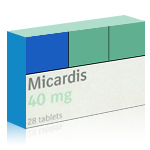 Generic Micardis (tm)  40mg (100 pills)