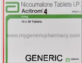 Generic Acitrom (tm) 4mg (30 pills)