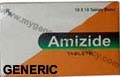 Generic Amizide (tm) 2.5-25mg (30 Pills)