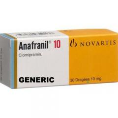Generic Anafranil (tm)  10mg (60 pills)