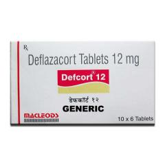 Generic Emflaza (tm) 12 mg (30 Pills)