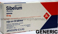 Generic Sibelium (tm) 10mg (120 Pills)