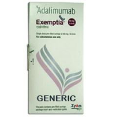 Generic Humira (tm) 40 mg / 0.8 ml 1 Vial (1 Bottle)