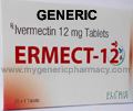 Generic Ivermectin (tm) 12mg (10 Pills)