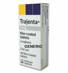 Generic Tradjenta (tm) 5 mg (30 Pills)