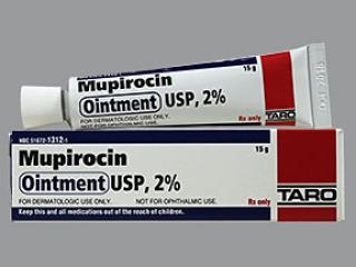 Generic Bactroban (tm) 2 % Ointment (1 Tube)