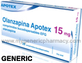 Generic Zyprexa (tm) 15mg (30 Pills)
