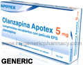 Generic Zyprexa (tm) 5mg (30 Pills)