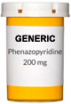 Generic Pyridium (tm) 200mg (30 Pills)