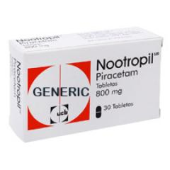 Generic Nootropil (tm) 800 mg (90 Pills)