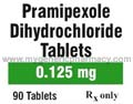 Generic Pramirol (tm) 0.125mg (30 Pills)