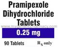 Generic Pramirol (tm) 0.25mg (30 Pills)