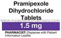 Generic Pramirol (tm) 1.5mg (30 Pills)