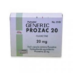 Generic Prozac (tm) 20 mg (120 Pills)