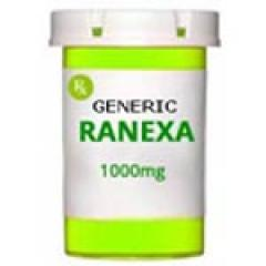 Generic Ranexa (tm) 1000 mg (60 Pills)