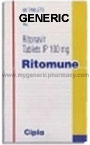 Generic Ritomune (tm) 100mg (120 Pills)