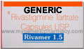 Generic Rivamer (tm) 1.5mg (30 Pills)
