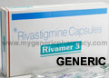Generic Rivamer (tm) 3mg (30 Pills)