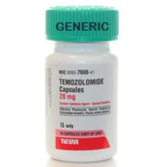 Generic Temodar (tm) 20 mg (10 Pills)