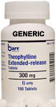 Generic Theochron (tm) 300mg (30 Pills)