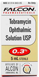 Generic Toba (tm) 0.03 %/5ml (5 Bottles)