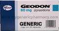 Generic Zipsydon (tm) 60mg (30 Pills)