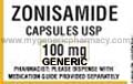 Generic Zonisep (tm) 100mg (150 Pills)