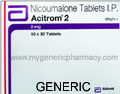 Generic Acitrom (tm) 2mg (30 pills)