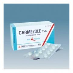 Generic Neo-Mercazole (tm)  5mg (90 Pills)