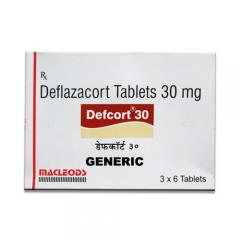 Generic Emflaza (tm) 30 mg (60 Pills)