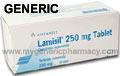 Generic Lamisil 250mg (20 Pills)