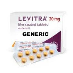 Generic Levitra (tm) Trial Pack 20mg (10 pills)
