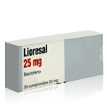 Generic Lioresal (tm)  25mg (120 pills)