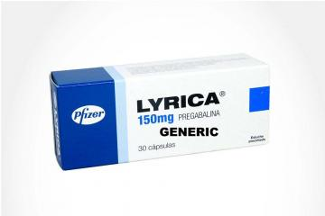 Generic Lyrica (tm) 150mg (90 Pills)